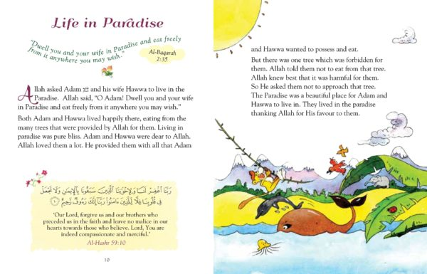 101 Quran Stories book-Good Word Books-page- (1)