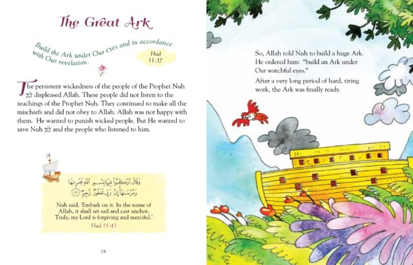 101 Quran Stories book-Good Word Books-page- (2)