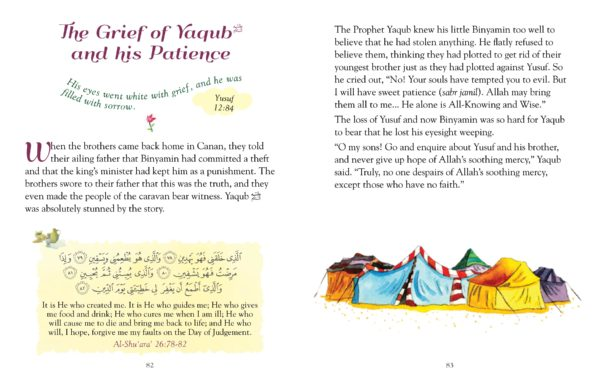 101 Quran Stories book-Good Word Books-page- (5)