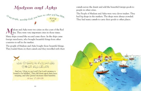 101 Quran Stories book-Good Word Books-page- (6)