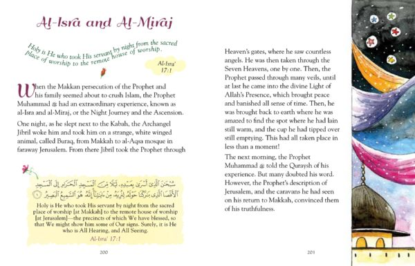 101 Quran Stories book-Good Word Books-page- (8)