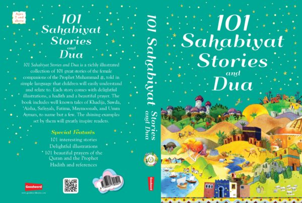 101 Sahabiyat Stories and Dua (PB)Good Word Books-page- (11)