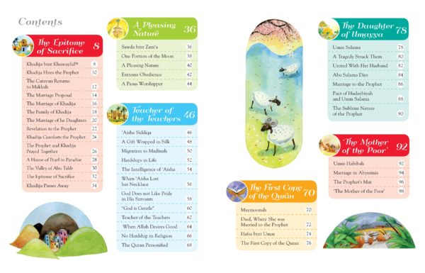 101 Sahabiyat Stories and Dua (PB)Good Word Books-page- (5)