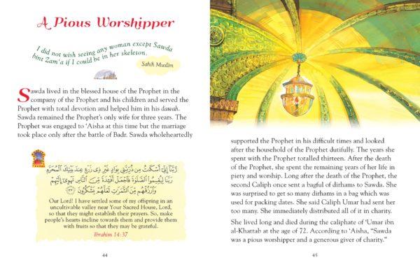 101 Sahabiyat Stories and Dua (PB)Good Word Books-page- (9)