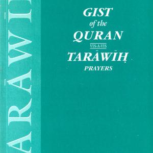 "Gift of the Quran ""TARAWIH"""