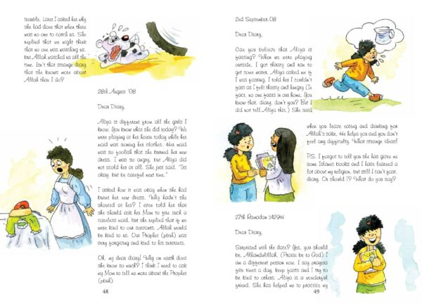 A Treasury of Islamic Values for Children-Good Word Books-page- (4)