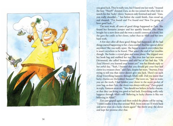 A Treasury of Islamic Values for Children-Good Word Books-page- (5)