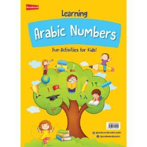 Learning Arabic Number inside2