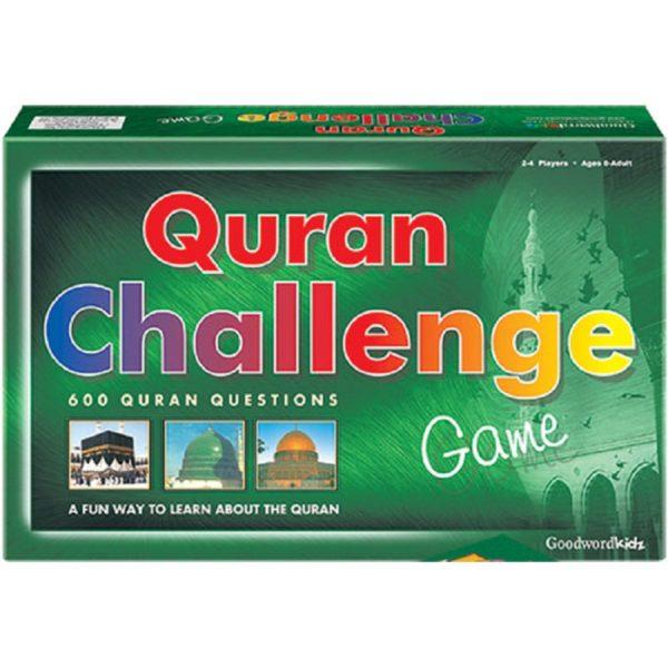 Quran Challenge Game-Good Word Books