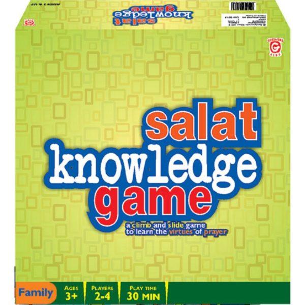 Salat Knowledge Game-Good Word Books
