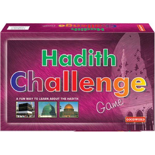 Hadith Challenge Game-Good Word Books