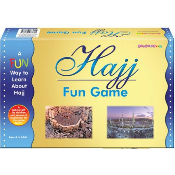 Hajj Fun Game-Good Word Books