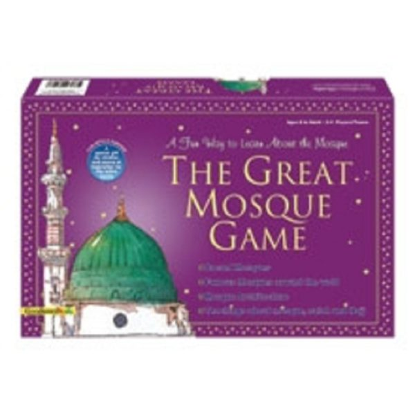 The Great Mosque Game(Mosque Explorer Game-Good Word Books