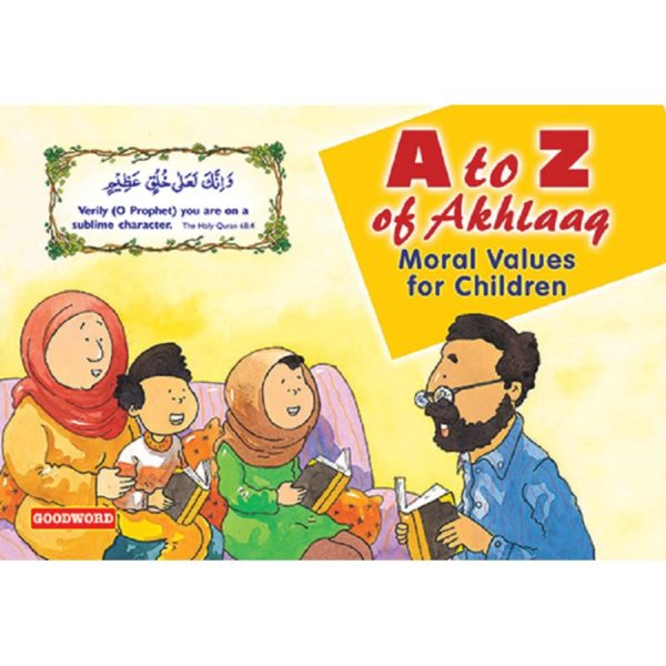 A to Z of Akhlaaq-Good Word Books-Good Word Books