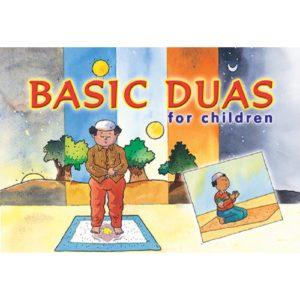 Basic Duas for Children-Good Word Books