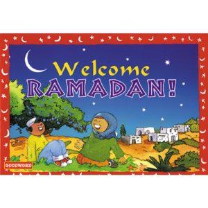 Welcome Ramadan-Good Word Books