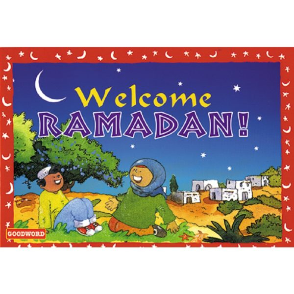 Welcome Ramadan-Good Word Books