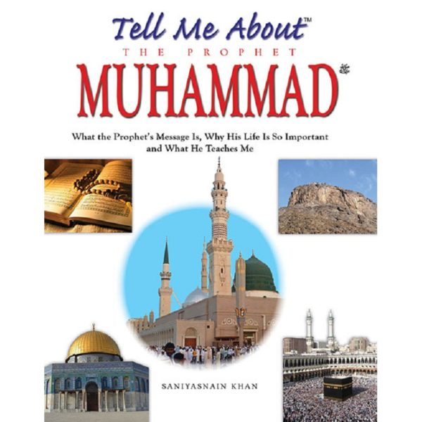 Tell Me About the Prophet Muhammad(HB)Good Wor Books
