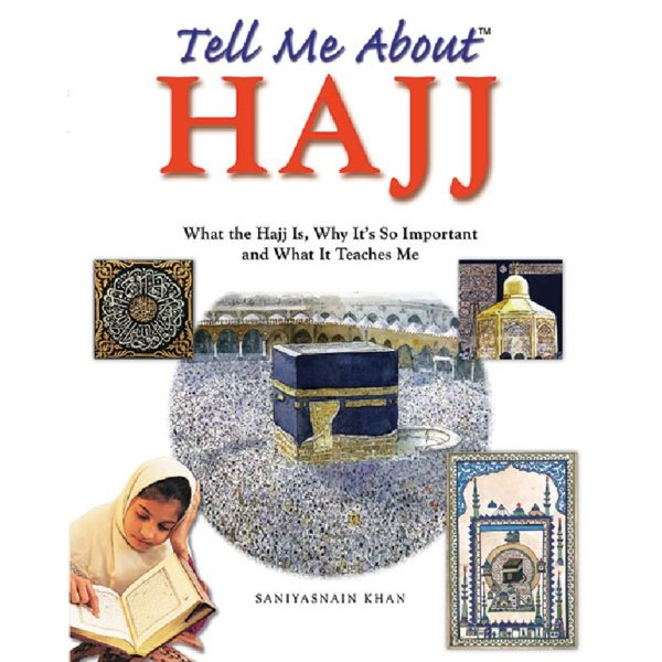 Tell Me About Hajj(HB)Good Word Books