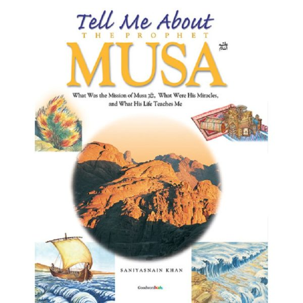 Tell Me About the prophet Musa (HB)