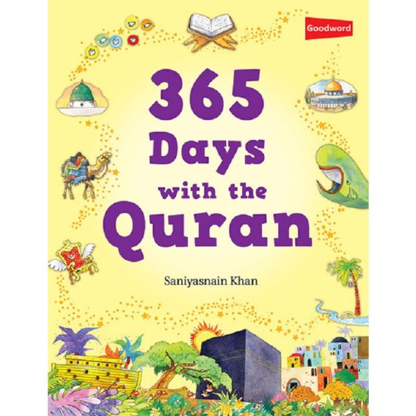 365 days with quran Good Word Books