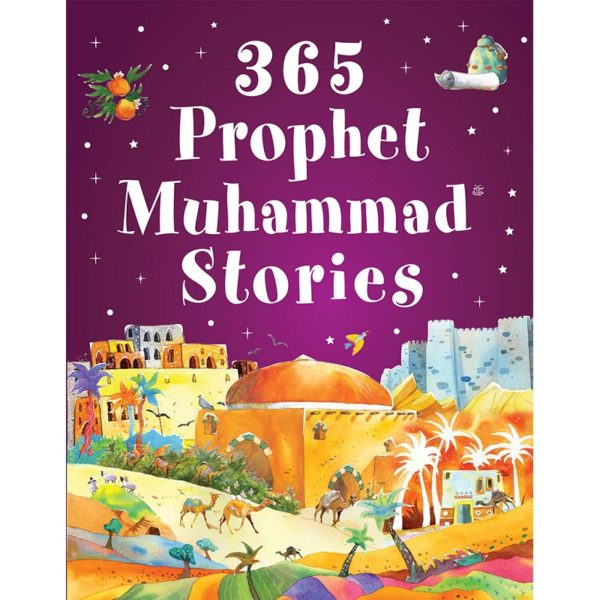 365 Prophet Muhammad Stories (PB)