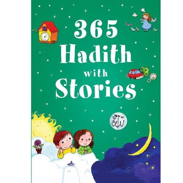 365 Hadith with stories(PB)-Good Word Books