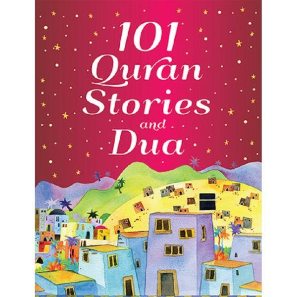 101 Quran Stories with Dua (PB)