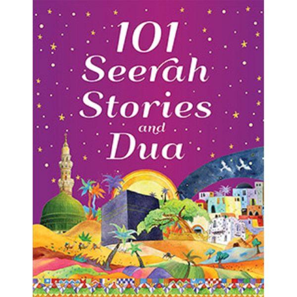 101 Seerah Stories and Dua(PB)-Good Word Books