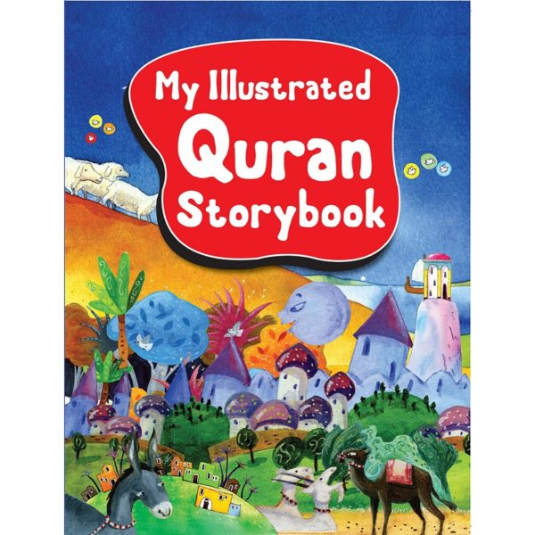 My Illustrated Quran storybook-Good Word Books