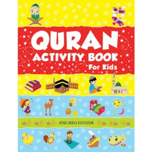 Quran Activity Book for Kids-Good Word Books