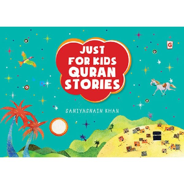 Just for Kids Stories-Good Word Books