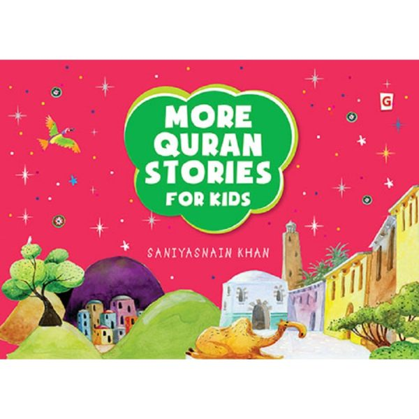 More Quran stories for Kids-GoodWord Books