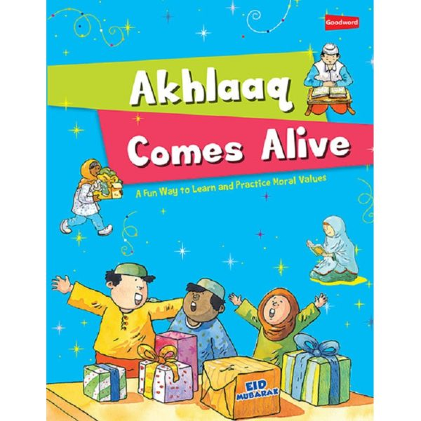 All About Akhlaq-GGodWord Books