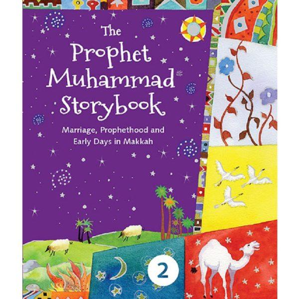 The Prophet Muhammad Storybook-2(PB)Good Word Books