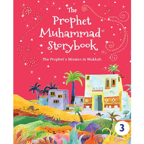 The Prophet Muhammad Storybook-3-Good Word Books