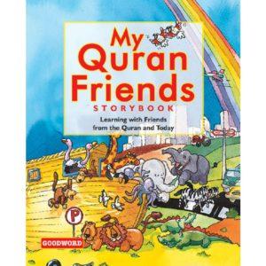 My Quran Friends Storybook-Good Word Books