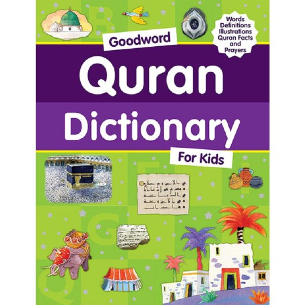 Goodword Quran Dictionary for Kids (HB)Good Word Books