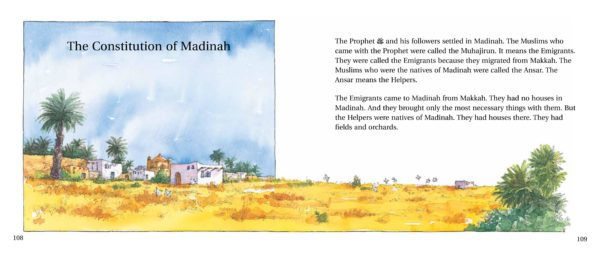 Goodnight Stories from the Life of the Prophet Muhammad-Good Word Books-page-(5)