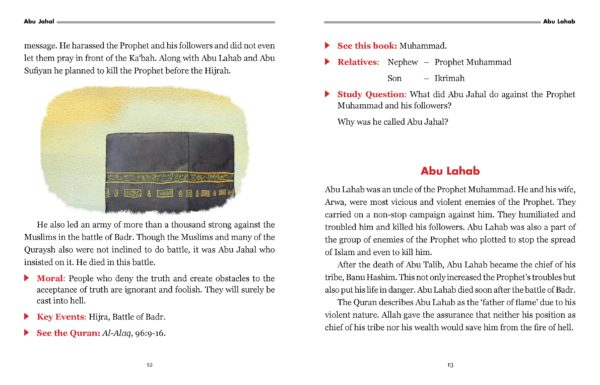 Goodword Book of Quran People for Kids -Good Word Books-page- (2)