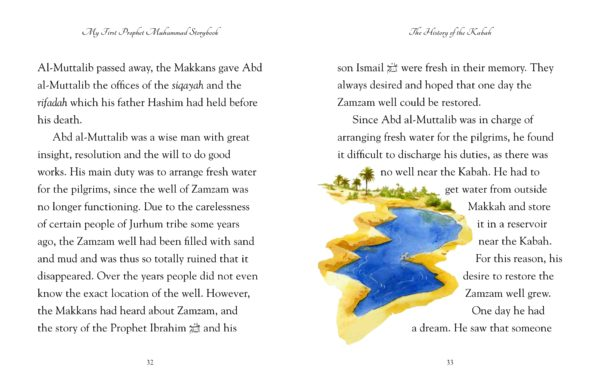 My first prophet storybook(HB)-Good Word Books-page- (4)