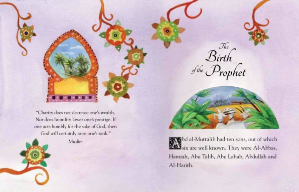 My first prophet storybook(HB)-Good Word Books-page- (5)