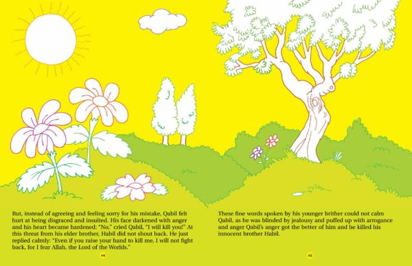 Stories from the Quran Big Colouring Book-Good Word Books-page- (2)