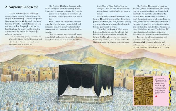 Tell Me About the Prophet Muhammad(HB)-Good Word Books-page- (11)