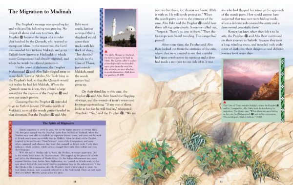Tell Me About the Prophet Muhammad(HB)-Good Word Books-page- (9)