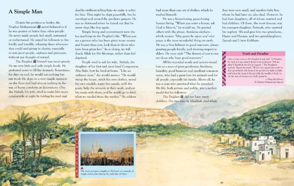 Tell Me About the Prophet Muhammad(PB)-Good Word Books-page- (12)