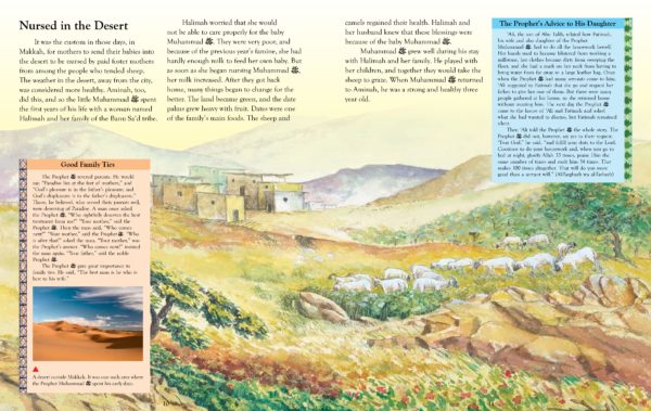 Tell Me About the Prophet Muhammad(PB)-Good Word Books-page- (2)