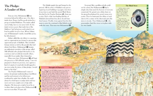 Tell Me About the Prophet Muhammad(PB)-Good Word Books-page- (4)