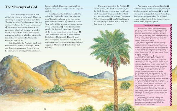 Tell Me About the Prophet Muhammad(PB)-Good Word Books-page- (6)