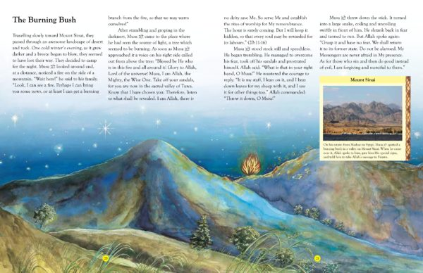 Tell Me About the prophet Musa (HB)Good Word Books-page- (3)
